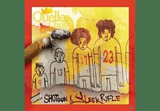 Quelle Chris - Shotgun & Sleek Rifle  - (CD)