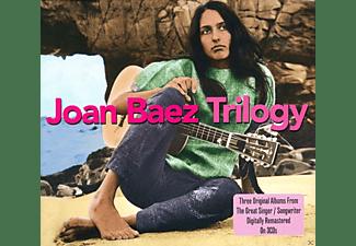 Joan Baez - Trilogy  - (CD)