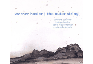 Werner/the Outer String Hasler - DUOS & QUARTETS  - (CD)