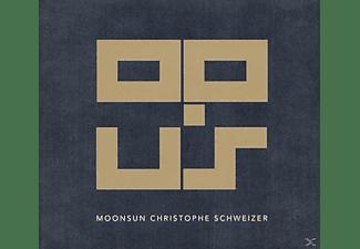 Moonsun Christophe Schweizer - Opus  - (CD)