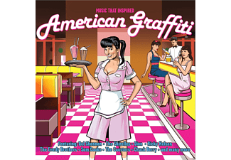 VARIOUS - American Graffiti  - (CD)