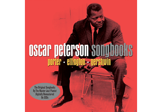 Oscar Peterson - Oscar Peterson Songbooks  - (CD)