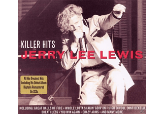 Jerry Lee Lewis - Killer Hits  - (CD)