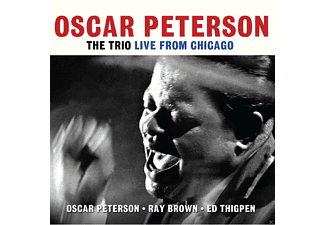 Oscar Peterson, Ray Brown, Ed Thigpen - The Trio - Live From Chicago  - (CD)