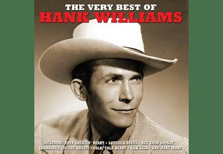Hank Williams - The Very Best Of Hank Williams  - (CD)