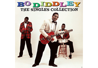 Bo Diddley - Singles Collection  - (CD)