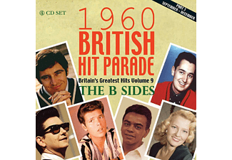 VARIOUS - The 1960 British Hit Parade:B Sides P.3: Sept-Dec  - (CD)