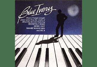 VARIOUS - Blue Ivory  - (CD)