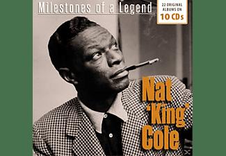 Nat King Cole - 22 Original Albums  - (CD)