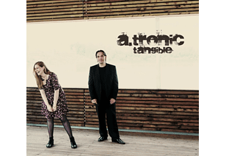 A.Tronic - Tangible (180gr Vinyl)  - (Vinyl)