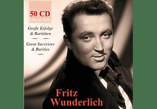 Fritz Wunderlich - Die Größten Erfolge & Raritäten  - (CD)