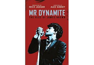 James Brown - Mr.Dynamite: The Rise Of James Brown  - (DVD)