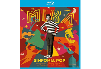 Mika - Sinfonia Pop (Blu-Ray)  - (Blu-ray)