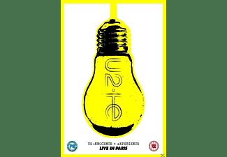 U2 - iNNOCENCE + eXPERIENCE Live in Paris  - (DVD)