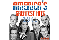 VARIOUS - America's Greatest Hits 1941 [CD]