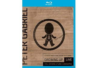 Peter Gabriel - Still Growing Up:Live & Unwrapped  - (Blu-ray)