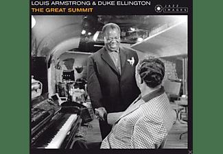 Louis Armstrong, Duke Ellington - The Great Summit-Jean-Pierre Leloir Collection  - (CD)