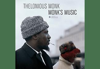 Thelonious Monk - Monk's Music (180g Vinyl)-Jean-Pierre Leloir Col  - (Vinyl)