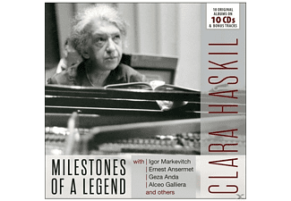 Clara Haskil, VARIOUS - Clara Haskil-10 Original Albums  - (CD)