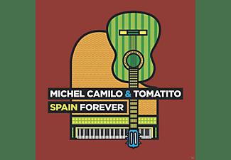 Tomatito & Michel Camilo - Spain Forever  - (CD)
