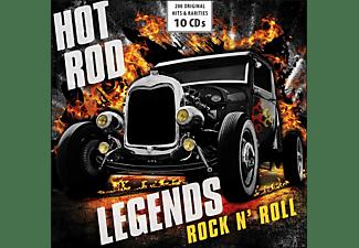 VARIOUS - Hot Rod Rock'n'Roll  - (CD)