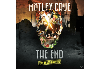 Mötley Crüe - The End-Live In Los Angeles (Limited Edition)  - (DVD + CD)