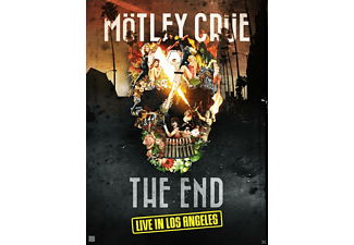 Mötley Crüe - The End-Live In Los Angeles  - (DVD)