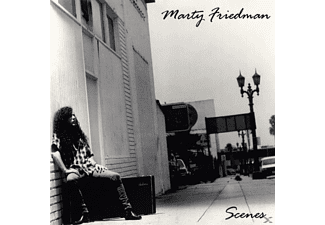 Marty Friedman - Scenes  - (CD)