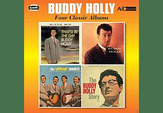 Buddy Holly - Buddy Holly: Four Classic Albums  - (CD)