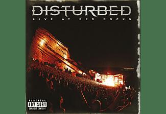 Disturbed - Disturbed-Live At Red Rocks  - (CD)