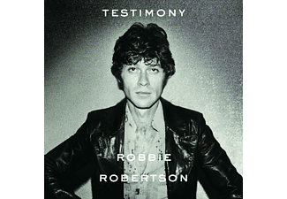 Robbie Robertson - Testimony   - (CD)