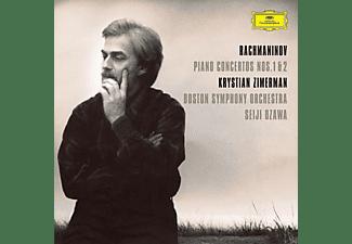 Zimerman Krystian - Klavierkonzerte 1+2  - (Vinyl)