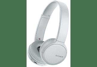 Auriculares inalámbricos - Sony WH-CH510W, Bluetooth, Autonomía 35h, Micrófono, Blanco
