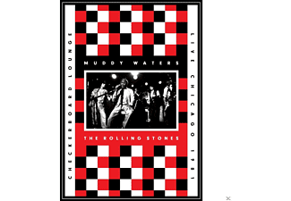 The Rolling Stones, Muddy Waters - Muddy Waters And The Rolling Stones - Live At The Checkerboard Lounge Chicago 1981  - (DVD)