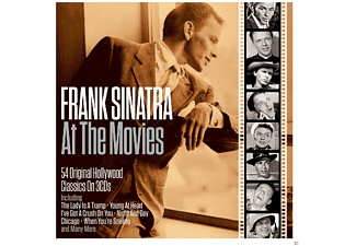 Frank Sinatra - At The Movies  - (CD)