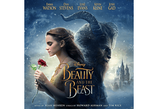 VARIOUS - Beauty And The Beast  - (CD)