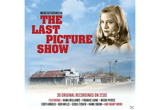 O.S.T. - Last Picture Show  - (CD)