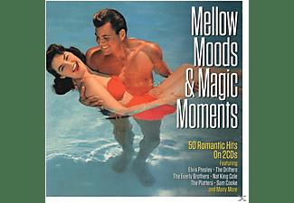 VARIOUS - Mellow Moods & Magic  - (CD)