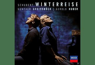 Günther Groissboeck - Winterreise/Schwanengesang  - (CD)