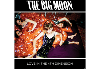 The Big Moon - Love In The 4th Dimension  - (CD)