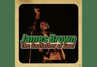 James Brown - Godfather Of Soul  - (CD)