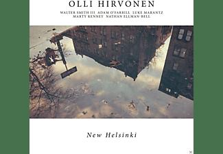 Olli Hirvonen - New Helsinki  - (CD)