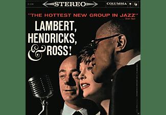 Lambert, Hendricks & Ross - The Hottest New Group In Jazz  - (CD)