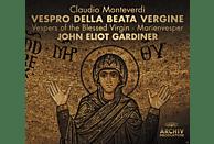 VARIOUS, Monteverdi Choir, The English Baroque Soloists - Marienvesper [CD + DVD Video]