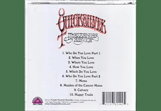 Quicksilver Messenger Service - Happy Trails Live 1969  - (CD)