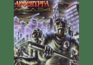 Apocrypha - Area 54  - (CD)