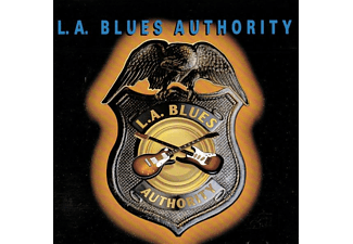 VARIOUS - La Blues Authority  - (CD)