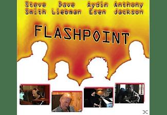 Steve Smith, Anthony Jackson, Aydin Esen, David Liebman - Flashpoint  - (CD)