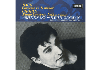 Vladimir Ashkenazy - Klavierkonzerte 1+Klavierkonzerte 2  - (Vinyl)