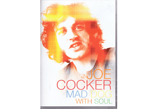 Joe Cocker - Mad Dog With Soul  - (DVD)